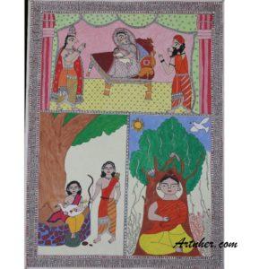 gautam buddha theme